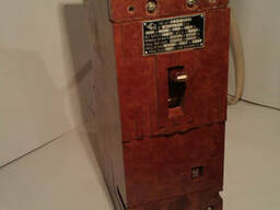 Выключатель автоматический А3712