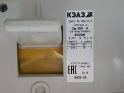 Выключатель автоматический ва 5139-340010-400а КЭАЗ