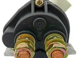 Выключатель массы кнопочный Камаз, МАЗ 5320. 3737010. ..