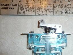 Выключатель мгновенного действия (микровыключатель) S-800