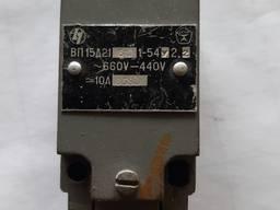 Выключатель путевой конечный ВП15Д21Б121-54У2. 2