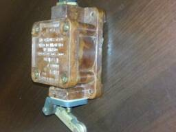 Выключатель путевой взрывозащищенный типа ВПВ-1-21