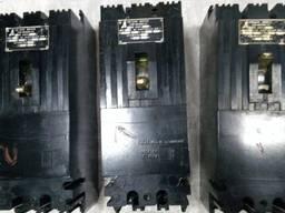 Выключатель трехфазный А3716 160А