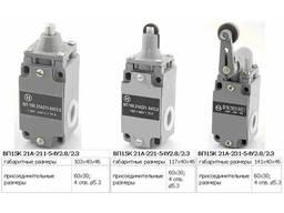 Выключатель ВП-15-21-211 выключатель путевой ВП-15