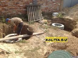 Выкопать колодец, канализацию в Чернигове