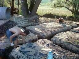 Выкопать сливную яму