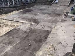Куплю дорожные плиты, Силосные Ямы здания под демонтаж