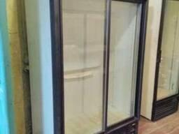 Выкуп стеклянных холодильных шкафов, оборудование бу