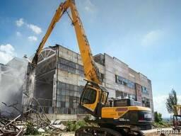Выкупаем промышленные здания под разборку
