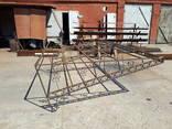 Фермы, ворота различные металлоконструкции. - фото 4