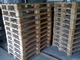 Выполняем термообработку и клеймение тары деревянной