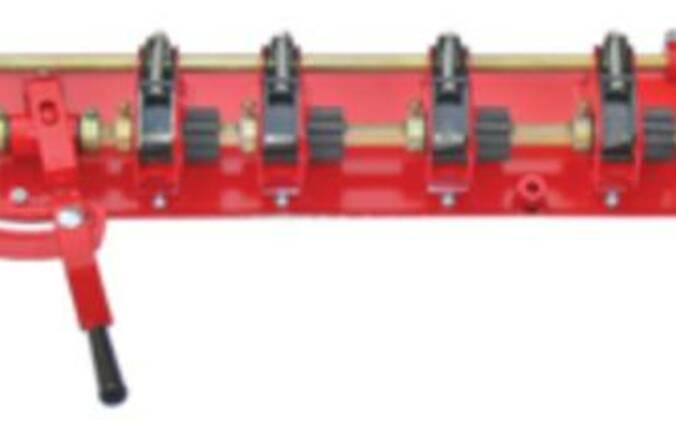 Высевающий апарат с днищем на сеялки зерновые СЗ-3.6 СЗ-5.4