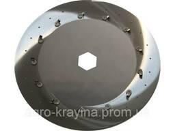 Высевающий диск Gaspardo 26x2, 5 подсолнечник. ..