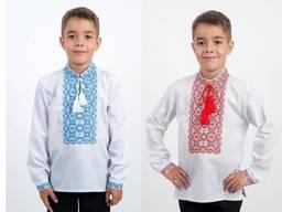 Вышиванка для мальчика, детская, вишиванка дитяча