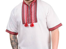Вышиванка мужская сорочка , короткий рукав, р-р 44-54