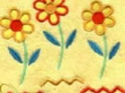 Вышивка на махровых изделиях Херсон