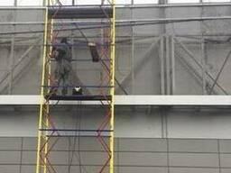 Вышка передвижная строительная 1,7х0,8м
