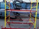 Вышка тура 1.2х2.0. 4*1. Бесплатная доставка по всей Украине - фото 2