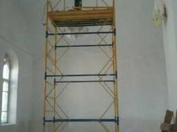 Вышка-тура строительная 1.2х2.0 12*1 бесплатная доставка