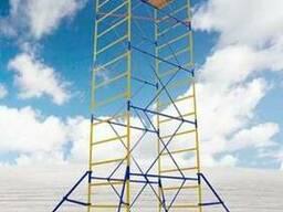 Вышка тура строительная 1. 2х2. 0х7. 5 м.