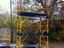 Вышка-тура строительная Атлант 1, 7х0, 8 м.
