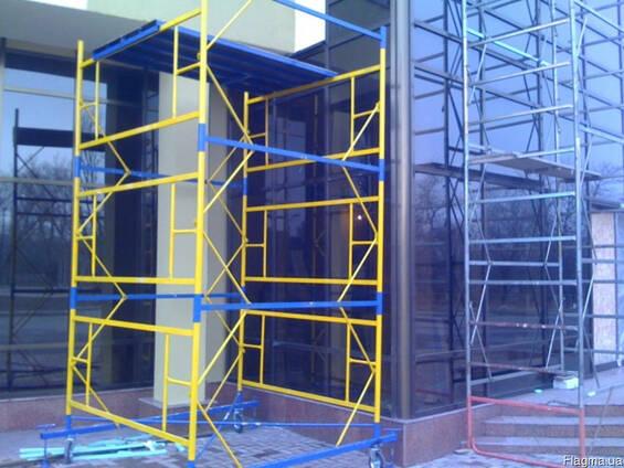 Вышка-тура строительная Атлант 2х2 м.