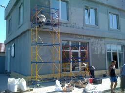 Вышка тура строительная передвижная 1. 2х2. 0х3. 9 м.