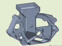 Высив апарат корпус упс веста 509. 046. 016Б-02 Корпус алюмин.