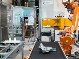 Высокопроизводительная встраиваемая система рентген контроля