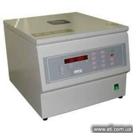 Высокоскоростная (14,000 rpm) центрифуга, модель CN-10000