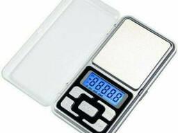 Высокоточные электронные, ювелирные, карманные весы до 200 гр(0. 01)