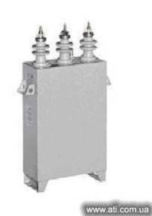 Высоковольтные конденсаторы трехфазные CHV-Т