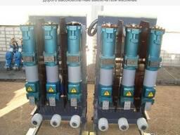 Высоковольтные выключатели масляного типа ВМ; ВМГ;ВПМП 10-20