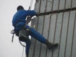 Высотные работы утепление фасадов ремонт межпанельных швов