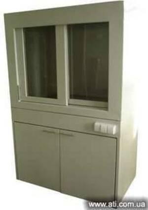 Вытяжной шкаф с раздвижной рамой от производителя