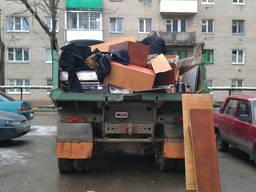 Вывезем мусор после ремонта квартир, помещений, офисов.