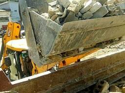 Вывоз бетонного боя Киев