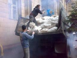 Вывоз бытового мусора хлама. ГАЗель, ЗИЛ, КАМАЗ, Грузчики.