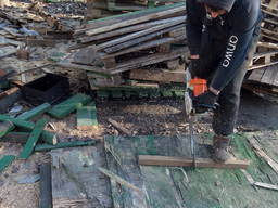 Вывоз деревянного хлама