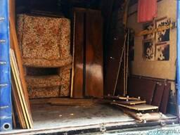 Вывоз и утилизация старой мебели и прочего хлама в Харькове