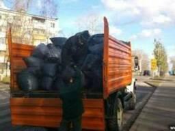 Вывоз листьев Киев.