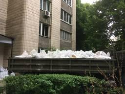 Вывоз строительного мусора, хлама