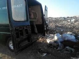 Вывоз мусора, всякого хлама,Недорого !!!