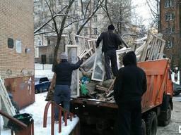 Вывоз мусора Вывоз Строительного Мусора Вывоз Бытового мусор