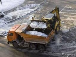 Вывоз снега. Харьков.