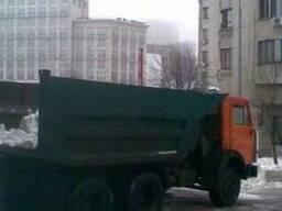Вывоз снега Зил,Камаз Киев