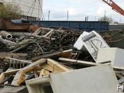 Вывоз строительного, бытового мусора в Киеве