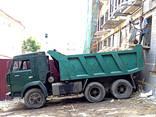 Вывоз Строительного Бытового мусора Мебели Листьев Веток ГАЗель ЗИЛ КАМАЗ от 500грн - фото 3