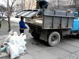 Вывоз Строительного Бытового мусора Мебели Листьев Веток ГАЗель ЗИЛ КАМАЗ от 500грн - фото 2