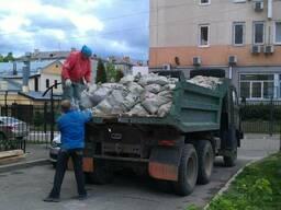 Вывоз любого мусора (мусоровывоз) с погрузкой в Запорожье.